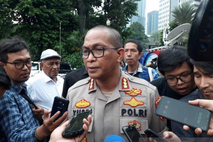 Polisi bantah terjadi ledakan di sekitar Masjid Istiqlal