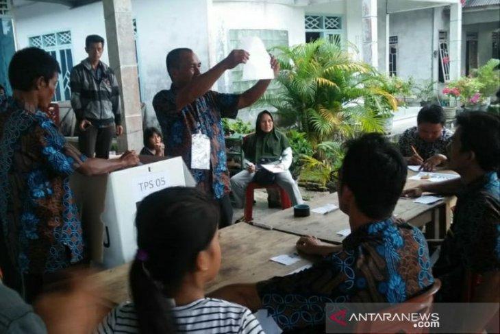 Tiga desa di Bangka Selatan gelar Pilkades serentak