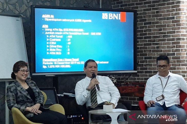 BNI siapkan dana tunai Rp2 triliun hadapi Natal-Tahun Baru di Sulut-Gorontalo