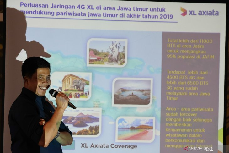 Media Update XL Axiata East Region