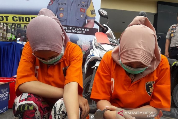 Polres Bengkulu tangkap IRT penjual obat aborsi