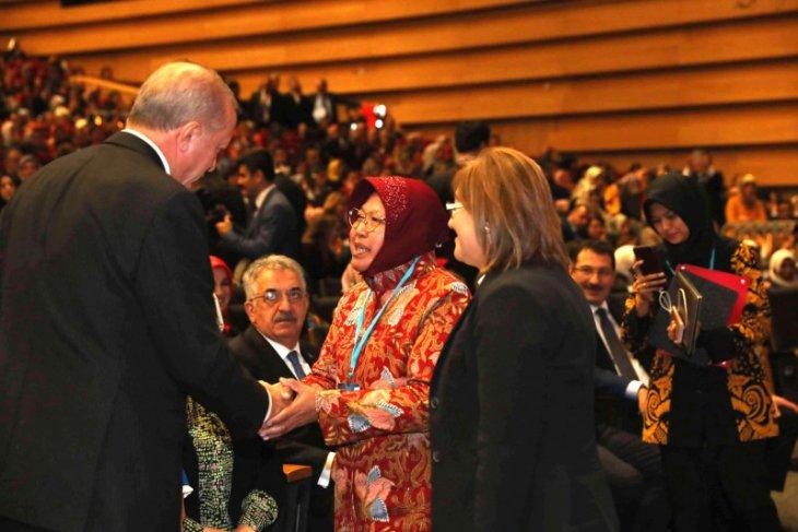 Saat Presiden Erdogan kagumi kinerja Wali Kota Surabaya