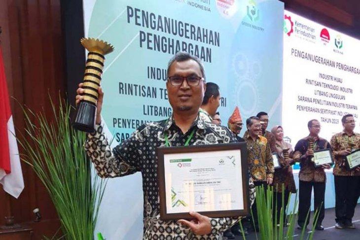 SBA raih penghargaan sertifikat industri hijau