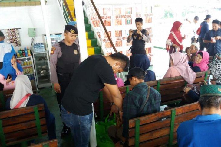 Polda lakukan razia di Merak, cegah masuknya narkoba ke Banten