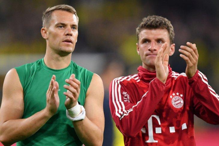Neuer dan Muller sebut Bayern Munchen pede bisa  kalahkan Chelsea