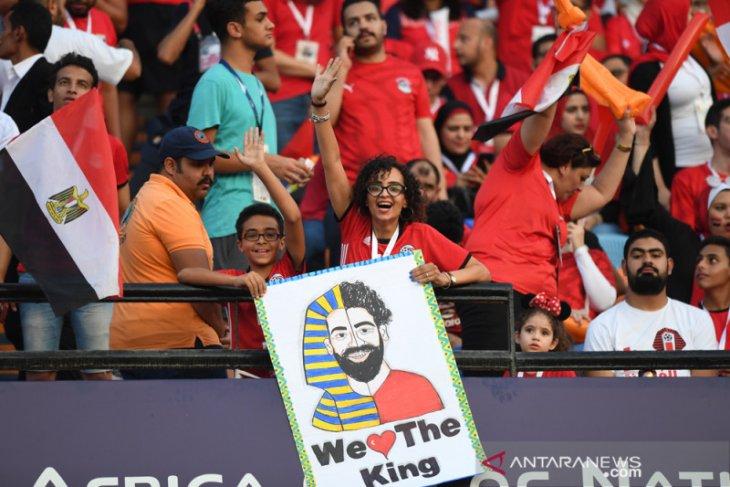 Warga Mesir di Qatar siap sambut Salah meski terdapat boikot