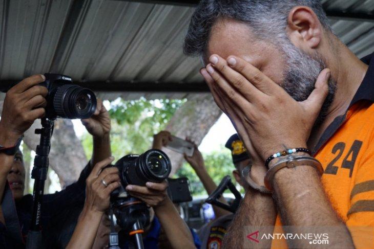 Polisi Mataram tetapkan warga Turki pencuri data nasabah sebagai tersangka