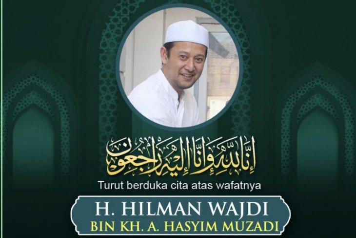 Gus Hilman, putra KH Hasyim Muzadi meninggal dunia akibat kecelakaan