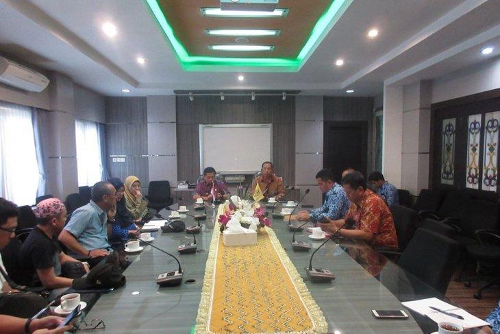Pemko Gelar Pertemuan Dengan Pedagang Ujung Murung