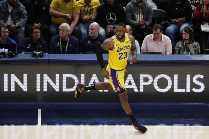 Ringkasan laga NBA