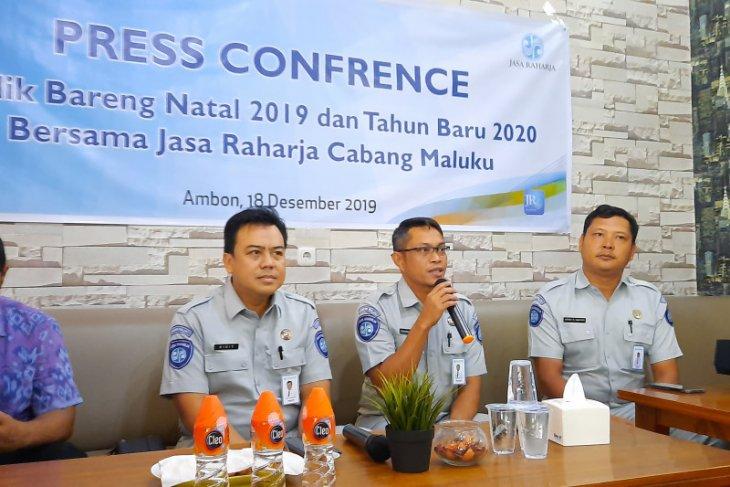 PT. Jasa Raharja Maluku bayar santunan Rp81 miliar