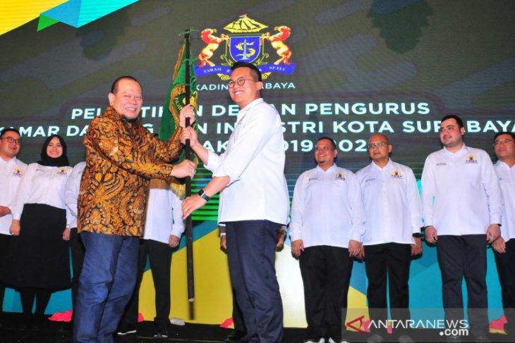 Kadin Surabaya bidik industri olahraga sebagai terobosan model bisnis baru