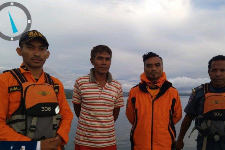 Basarnas Ternate temukan nelayan tenggelam di perairan Halmahera Utara