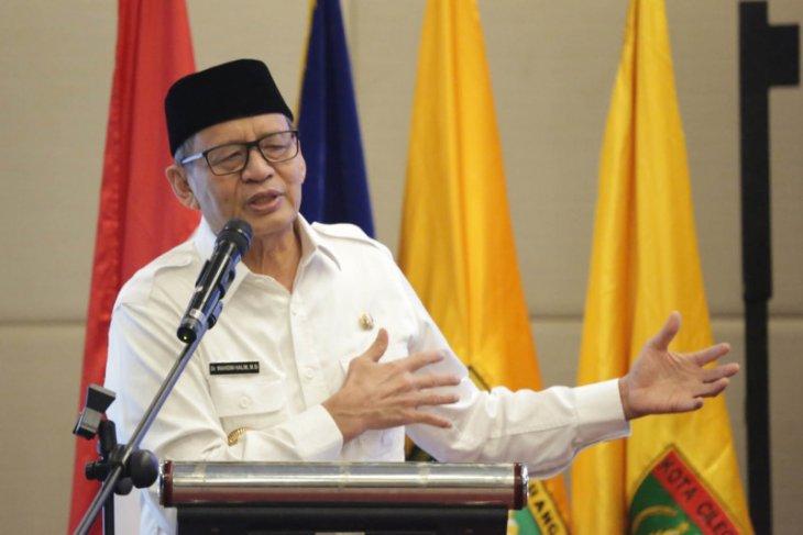 Gubernur Banten Wahidin Halim tekankan pembangunan SDM, birokrasi dan infrastruktur