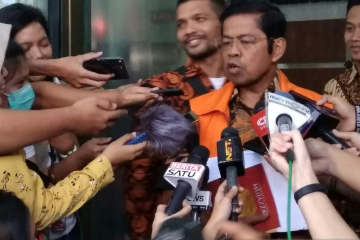 KPK eksekusi mantan Mensos Idrus Marham ke Lapas Kelas 1 Cipinang