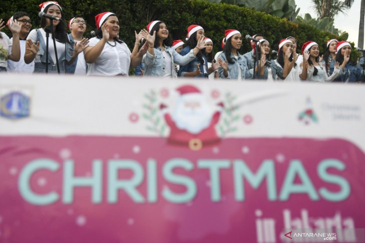 Indonesia preps for peaceful Christmas celebrations