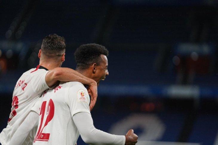 Piala Raja Spanyol - Sevilla dan empat tim La Liga lain melenggang ke 32 besar