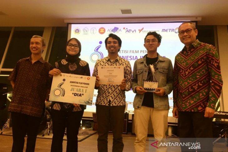 Kementerian Luar Negeri angkat pemenuhan hak disabilitas lewat kompetisi film pendek