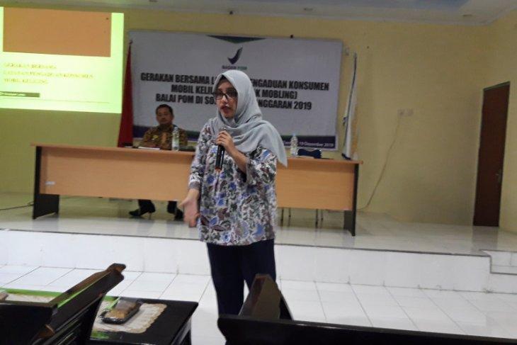 BPOM Malut canangkan gerakan bersama layanan pengaduan konsumen keliling