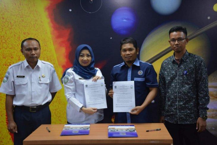 OIF UMSU dan BMKG Deliserdang tingkatkan kerja sama bidang ilmu dan ilmiah
