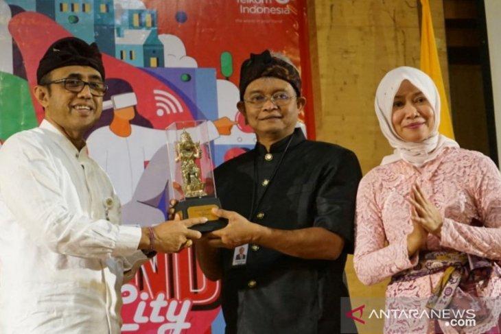 Untuk layani publik, Pemkot Denpasar-Telkom luncurkan
