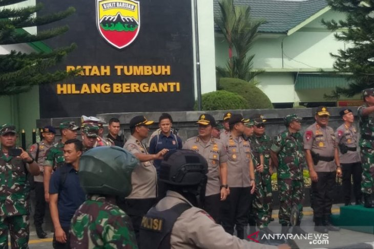 Panglima TNI sebut patroli skala besar sinergikan pengamanan Natal