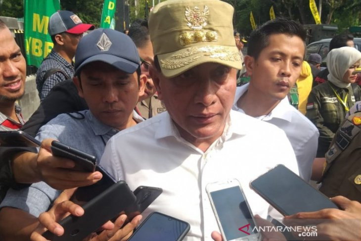 North Sumatra government pledges to clampdown on illegal gold miners
