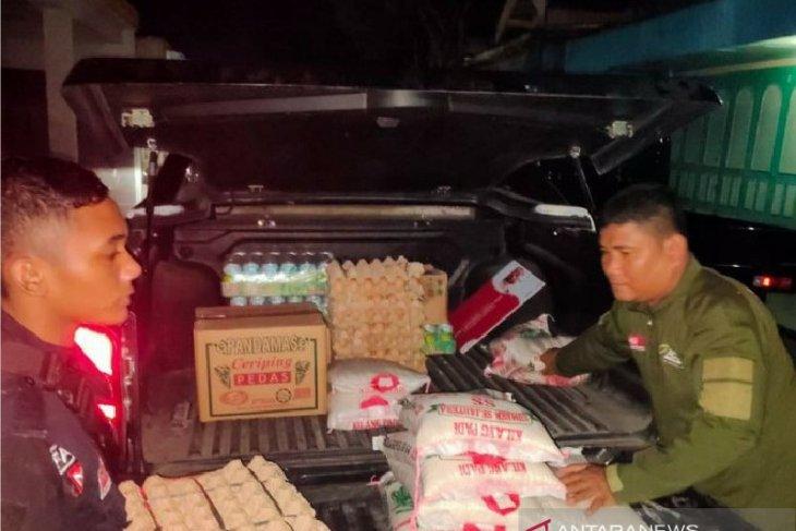 ACT Sumut salurkan bantuan untuk korban banjir di Langkat