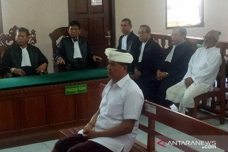 Ajukan banding, mantan Wagub Bali divonis 12 tahun