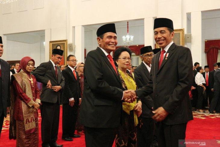 Inilah pertimbangan Presiden Jokowi terkait pemilihan anggota Dewas KPK