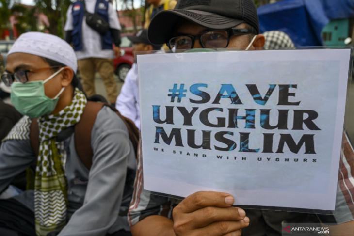 Aktivis muslim Uighur buronan Interpol ditangkap di Maroko