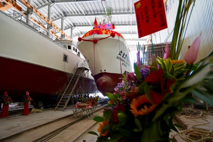 Taiwan to build modern fishing vessels in Indonesia