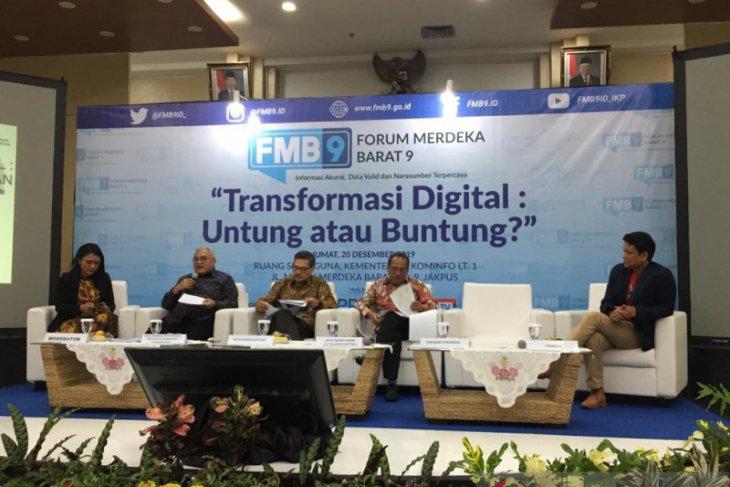 Kemnaker siapkan vokasi digital bersama RuangGuru hadapi revolusi industri 4.0