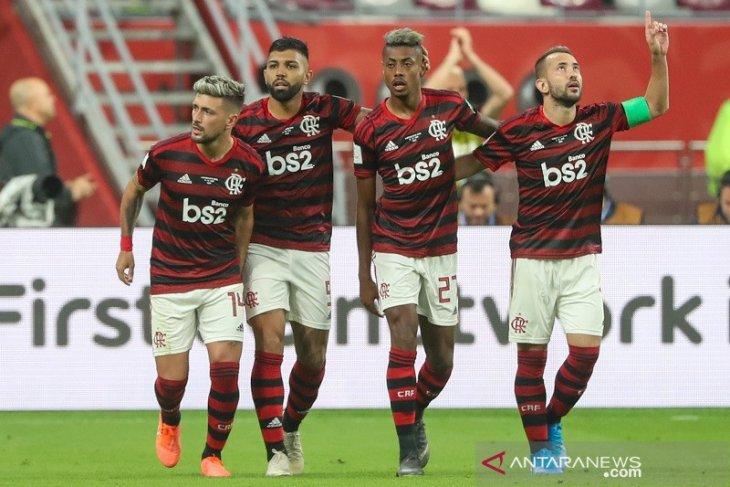 Zico yakin Flamengo bisa kembali kalahkan Liverpool