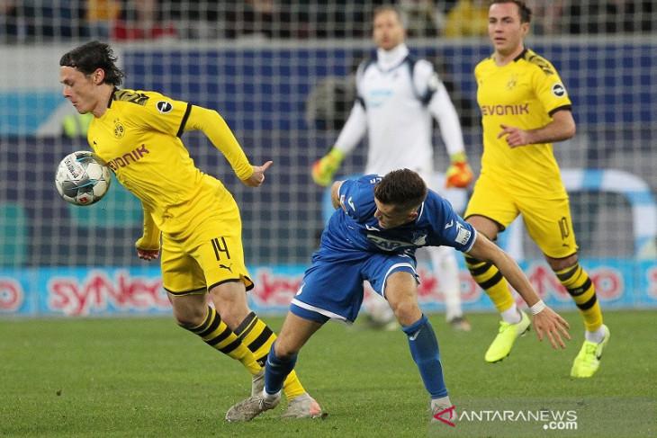 Liga Jerman: Dortmund tersungkur di markas Hoffenheim