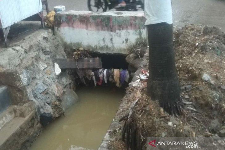 DLHK intensifkan penanganan drainase pada musim penghujan