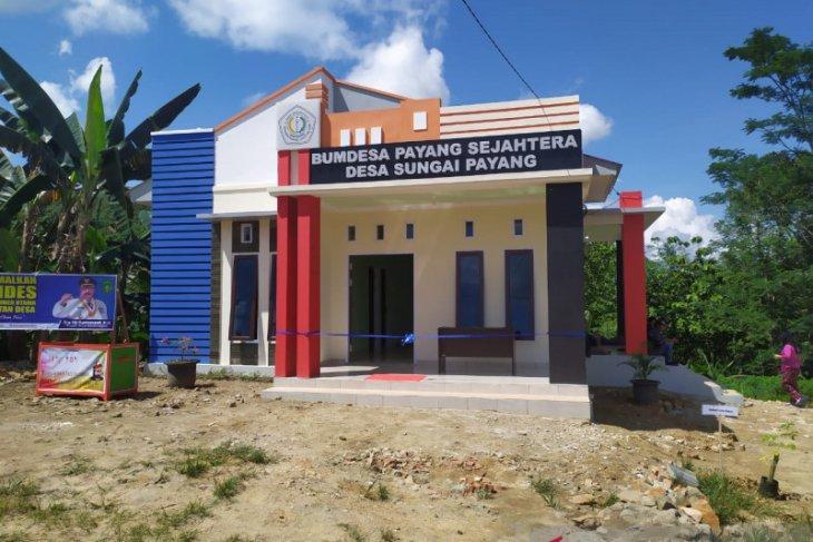 Syukuran Serah Terima Fasum Pembangunan Bantuan Perusahaan