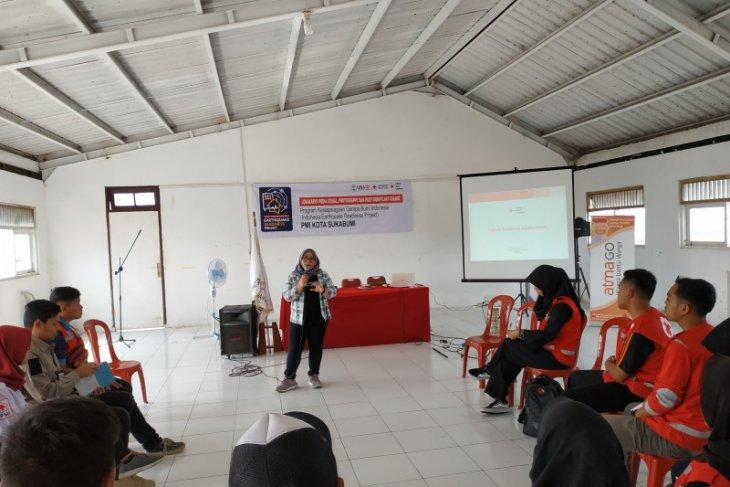 PMI Sukabumi dilatih publikasikan kegiatan lewat media sosial