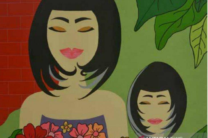 15 perupa perempuan Bogor pamerkan 43 karya seni