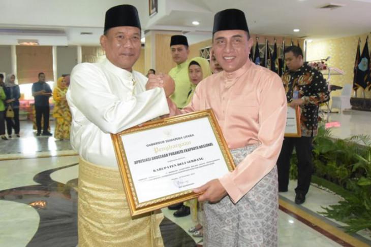 Deliserdang raih penghargaan Parahita Ekapraya