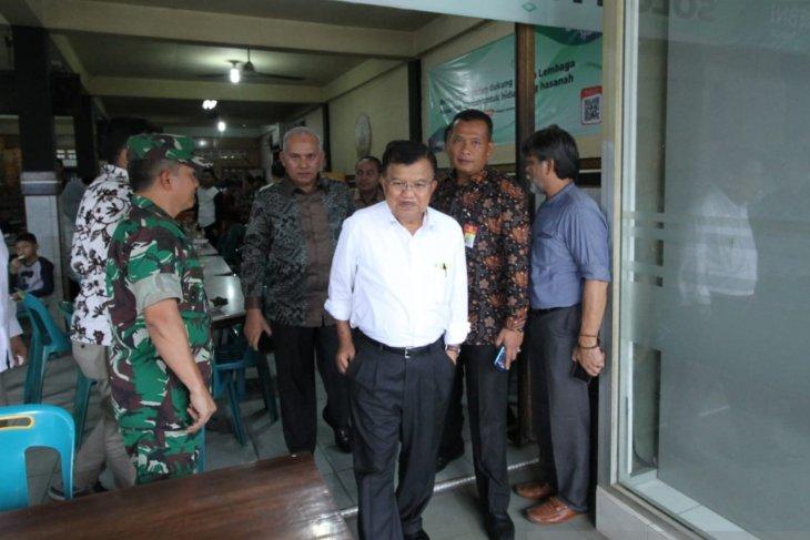 JK ke Aceh jelang peringatan 15 tahun tsunami