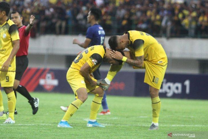 Barito Putera ends match season beautifully