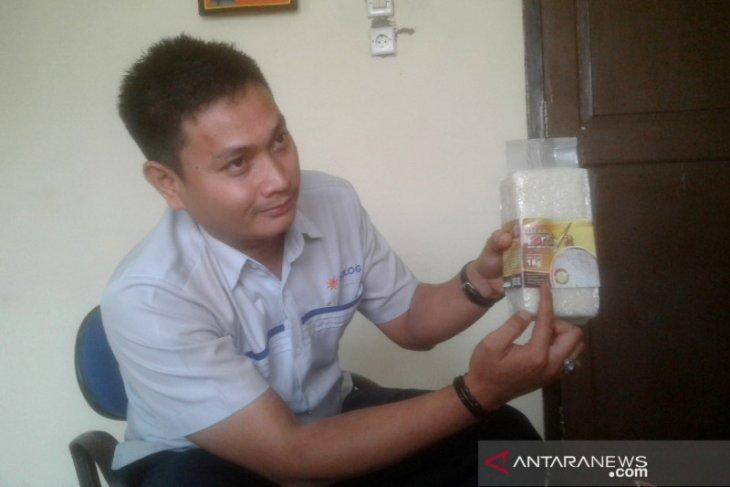Bulog Rejang Lebong jual beras fortifikasi