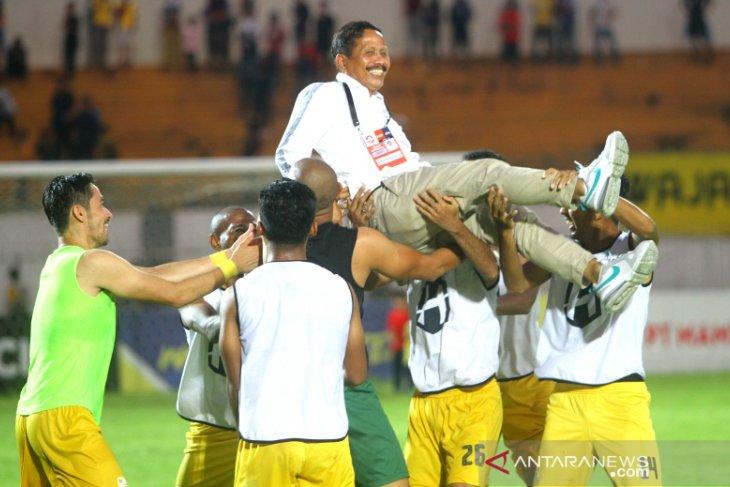 Barito Putera Menang Atas Arema FC