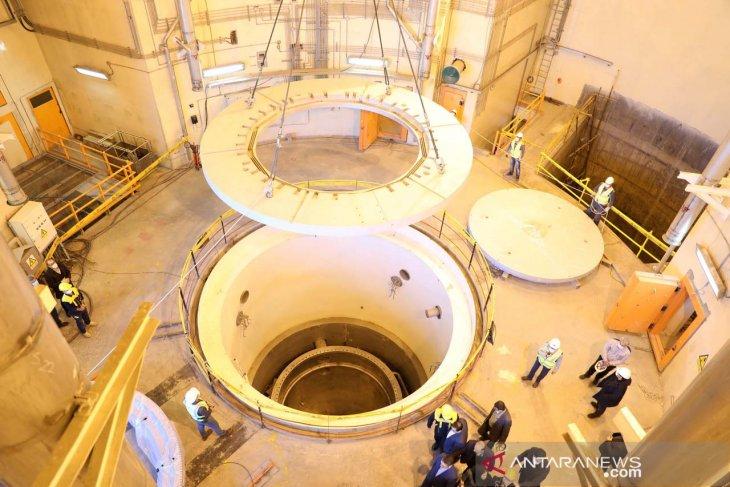 Iran, kekuatan dunia bahas kembalinya AS ke kesepakatan nuklir