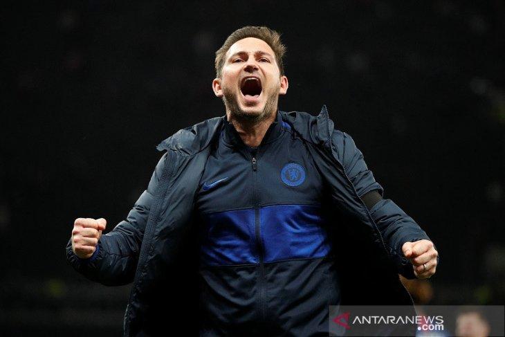 Hajar Spurs 2-0, Lampard bangga bisa taklukkan Mourinho
