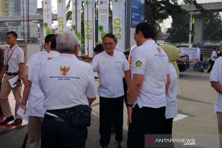 Presiden Jokowi akan luncurkan implementasi Program B30