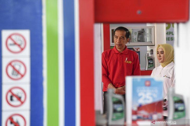 Jokowi explains expediting of biodiesel program