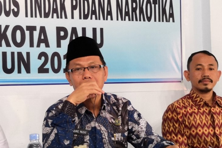 Students constitute most drug users rehabilitated in Palu: BNN