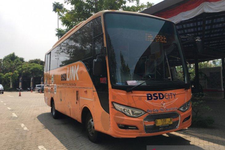 Pengelola perumahan  BSD City Tangerang operasikan